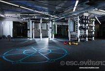 Dream Gym and Favorite Spaces / Some of our favorite workout spots and gyms!