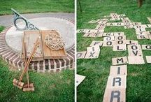 Unique Wedding Ideas / Unique wedding ideas and trends to make your wedding day extra cool and personal!