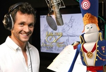 Hugh Dancy, Marshal Mallow / by Legends of Oz