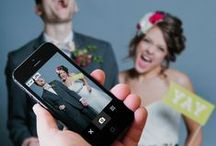 Wedding Party / The perfect way for engaged couples to connect with their wedding guests. Easily set up your app and website: www.weddingpartyapp.com