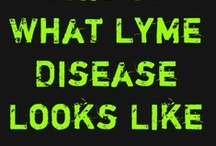 Lyme Disease Low Down / by Wendy Knox