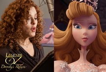 Bernadette Peters, Glinda / by Legends of Oz