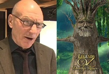 Patrick Stewart, Tugg / by Legends of Oz