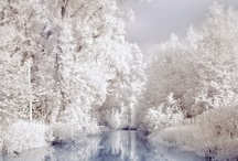 Heaven is... / Snowy places Id like to be