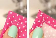 Sewing / Sewing tips, tricks and ideas for all levels. / by Hearts & Sharts
