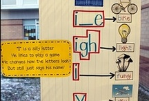ESL:Letters - Phonics / by Sherita Blasen