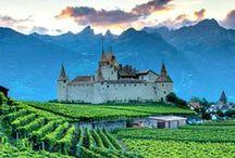 Switzerland / my home