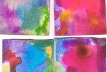 Art Vids and Techniques / by Sherita Blasen