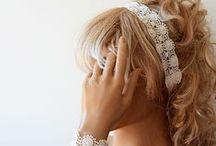Weddings Hair / Weddings Accessories