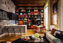 lofts ideas / by iaskara HAUS STUDIO