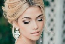 Wedding Hair and Makeup / by WrongWrong Right