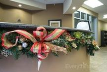 Holiday Decor / Holiday Decor that Everything Grows designed and installed for its San Francisco Bay Area Customers