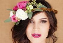 Rustic Barn Weddings MAINE / create a hair style that fits your gorgeous Barn wedding
