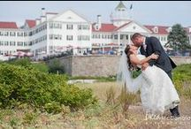 Kennebunkport, Maine Weddings / Destination Maine wedding location, gorgeous coast of Maine