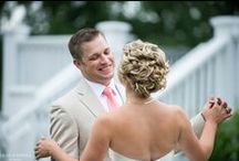 Blonde Wedding Hairstyles / wedding hairstyles that show the detail of mutli- color blondes