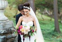 Hairstyles That Work With Headbands/Crowns / hair styles, wedding hairstyles, headbands, wedding accessories, flower wreaths, crowns,hair vines