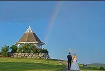 Weddings at French's Point, Maine / Mid coast Maine wedding venue, destination wedding maine