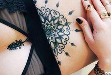 Inked / by Toni Vilandre