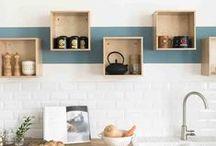 Open Kastjes / Planken, nisjes of open kastjes in de keuken, praktisch of niet, het biedt ontzettend veel leuke mogelijkheden tot aankleding van je keuken!