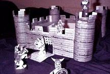 Themes: Knights & Castles / Knights, Castles, Kings, Queens, Feudalism, Middle Ages, Medieval, Black death