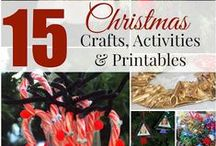 Seasonal: Christmas / Christmas crafts, recipes, activities, traditions, food, gifts