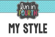 My Style / Clothing, jewelry, tattoos and more that are all my style!