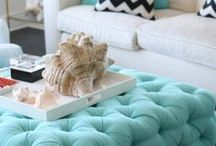 Home Decor: For the Home / Decorating ideas for around my home.