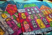 Get Crafty / Things I'd like to craft.  Things that are crafted and I think are absolutely AWESOME!