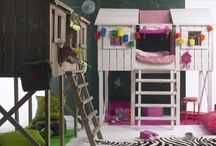 Kids Dream Bedroom & Deco / by Amy Wilmath