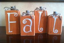 Fall Deco / by Amy Wilmath