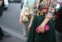 My Kind of Style  / A mixture of modern with vintage! Love the 40's 50's and 60's.  / by Diana Ceniceros