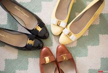 shoes / From T-straps to wedges to booties / by Diana Ceniceros