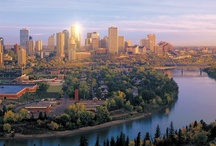 Home Sweet Home - Edmonton / oot and aboot in the city / by Michelle Sims
