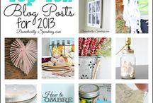 blogs & websites / by Suzette Spencer
