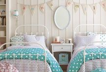 Girls' Room / Sweet and adorable inspirations for little girls' rooms