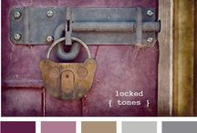 Color Schemes / by Nicole Tylka