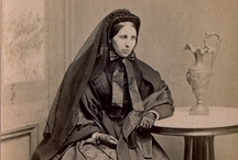 Victorian Mourning / By Author/historian Victoriana Lady. To learn more about Victorian Mourning- https://www.facebook.com/pages/Victorian-Mourning/273627150562 / by Victoriana Lady