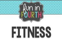Fitness / Ways to get me moving!