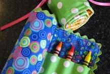 Kid Gifts or DIY / by Stephanie Mungaray