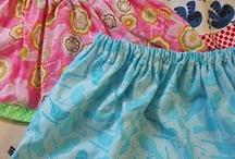 Girl Skirts / by Stephanie Mungaray