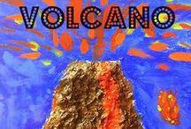 Themes: Volcano
