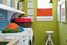 Laundry Rooms / Mud Rooms