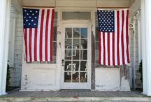 god bless america / by Robin Cavner