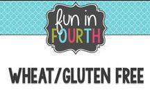 Wheat/Gluten Free / Gluten free recipe ideas.