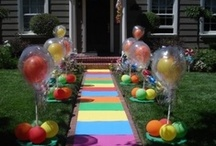 Party themes and ideas / by Taylor McAnulty
