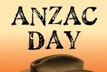 Australia: ANZAC Resources / ANZAC Day books, activities and resources