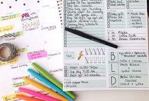 Organization / by Nicole Tylka