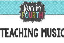 Teaching Music / Strategies to teach music at school.