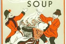 Reading: Stone Soup / Stories and ideas for a Stone Soup day in the classroom.