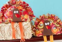 HOLIDAY: Thanksgiving ideas / Crafts and home decor DIY Thanksgiving ideas